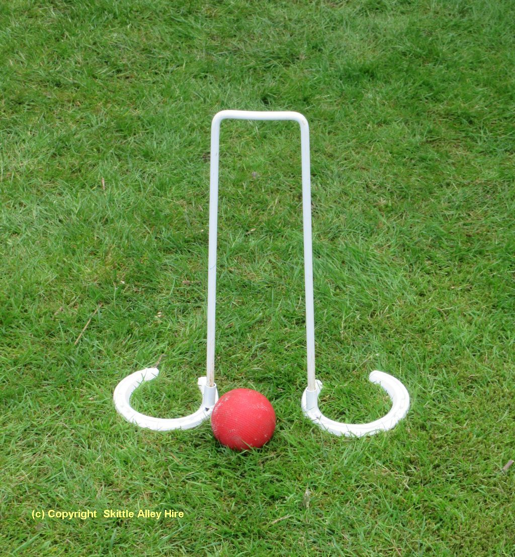 Traditional Croquet